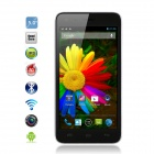 "Catee CT300 MTK6582 Quad-Core Android 4.2 WCDMA Bar Phone w/ 5.0"" IPS, 8.0 MP, GPS, 4GB ROM - Black"