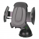 JHD-15HD06 Universal Car Holder Mount for Cellphone - Black + Green