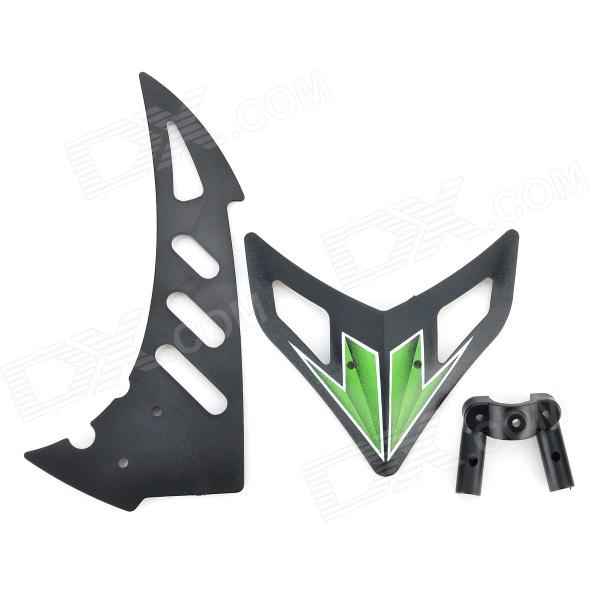 WLtoys V912-27 DIY Replacement Tail Accessory for V912 R/C Helicopter - Black
