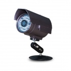 WANSCAM JW0019 2014 Latest 0.3 MP Shooting Wireless Network Camera w/ TFWANSCAM / 36-IR LED - Purple