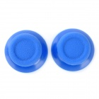 Replacing Plastic Wireless Controller Analog Stick Caps for PS4 - Blue (2 PCS)