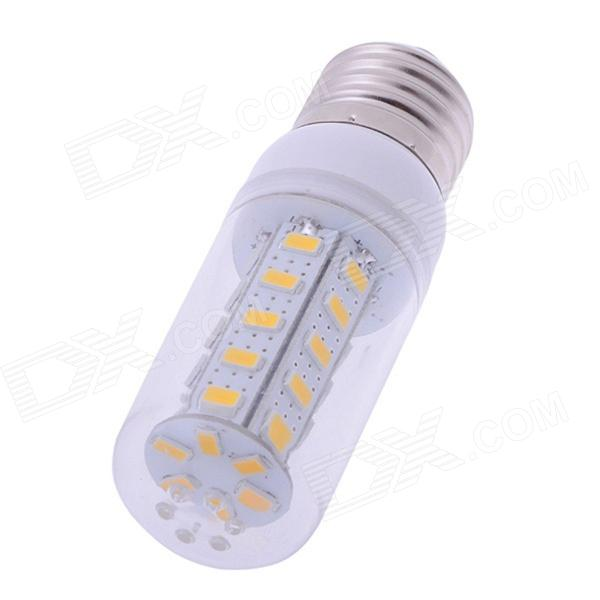 E27 4W 280lm 3500K 36-SMD 5730 LED Warm White Light Bulb (200~240V)