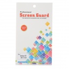 Protective Clear PET Screen Guard Film for Samsung Galaxy S5 - Transparent