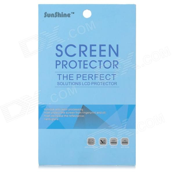 SUNSHINE PET Matte Screen Protector Film Guard for HTC One 2 M8 - Transparent (5 PCS) sunshine protective clear pet screen guard film for htc one 2 m8 transparent 5 pcs