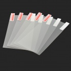 SUNSHINE PET Matte Screen Protector Film Guard for HTC One 2 M8 - Transparent (5 PCS)