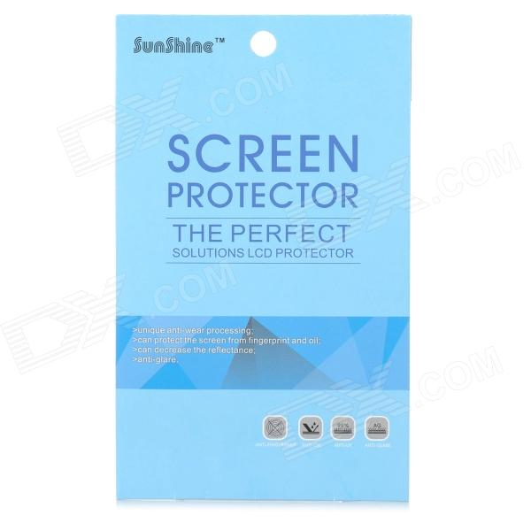 SUNSHINE Protective Clear PET Screen Guard Film for HTC ONE 2 / M8 - Transparent (5 PCS) sunshine protective clear pet screen guard film for htc one 2 m8 transparent 5 pcs