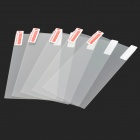 SUNSHINE Protective Clear PET Screen Guard Film for HTC ONE 2 / M8 - Transparent (5 PCS)