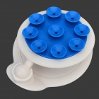 X-007 Adjustable Silicone Suction Cup Stand Holder for Mobile Phone / Power Bank