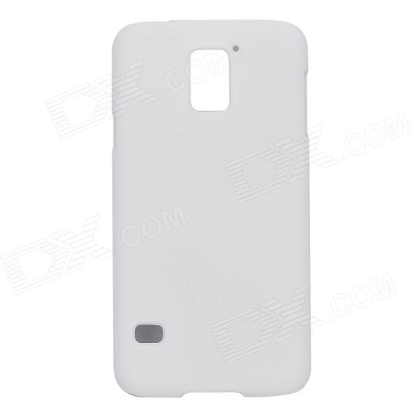 все цены на Protective PC Matte Back Case for Samsung Galaxy S5 - White онлайн