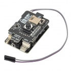 030906 Voice Recognition Controlling / Playing Module for Arduino - Black