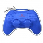 PROJECT DESIGN PS4 Controller Protective Anti-shock Bag + Strap - Blue