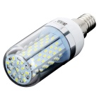 JRLED JRLED-E14-8W-3014 E14 8W 550lm 120-3014 SMD LED Cold White Light
