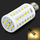 WALANGTING 5050-55L-NBG E27 150lm 3500K 55-5050 SMD LED Warm White Lamp - White (AC 220~240V)