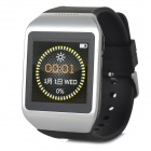 "DM 5 1.6"" Screen Wrist Watch Style Mobile Phone Bluetooth V4.0 Partner"