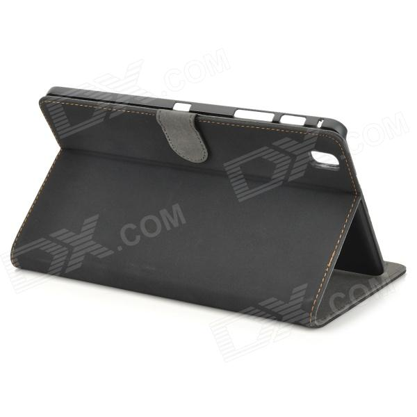 Protective Flip-open PU Leather Full Body Case for Samsung ...
