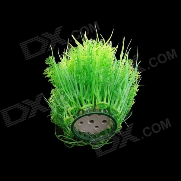 Decorative Lifelike Artificial Water Plants For Aquarium Green Free Shipping Dealextreme