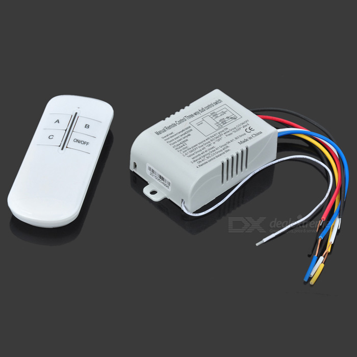 Intelligent Wireless Remote Control Switch