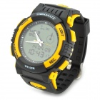 Trekmate GAL-002-Y01 Outdoor Sports Multifunctional GPS Analog + Digital Watch (1 x PD3032)