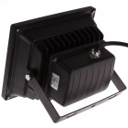 LI-CECI 20W 1600lm 3000K COB LED Warm White Flood Light - Preto + Prata (85 ~ 265V)
