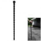 EDCGEAR B Self-Defense Bamboo Stick Alpenstock - Black