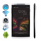 CUBOT X6 MTK6592 Octa-Core Android 4.2.2 WCDMA Bar Phone w/ 5.0