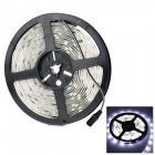 1903IC-W 36W 1800lm 6500K 150-5050 SMD LED White 8-Mode Light Strip - Black (AC 220V to DC 12V)