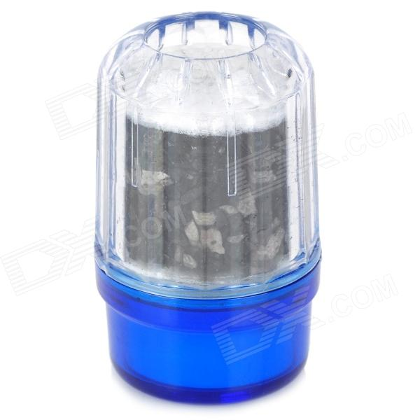Household Water Purifier Faucet Taps Filter - Blue + Transparent