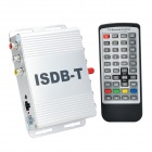 TV031 Brazil Standard HD ISDB-T Car Digital Receiver - Silver