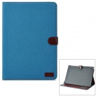 Stylish Flip Open PU Leather Case w/ Stand / Card Slots for 12.2'' Samsung Galaxy Note 3 Pro P900