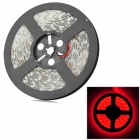 IP65 48W 300-5050 SMD LED Red Light Car Decoration LED Strip - White (12V / 5M)