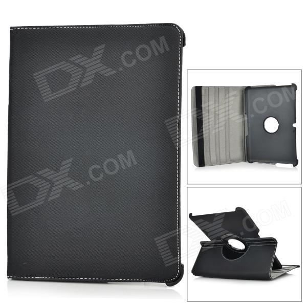 все цены на Rotation PU Leather Case + Stylus + Screen Protector + 30-Pin Cables for Samsung P5100 / P5110 онлайн