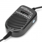 80W Laptop Car Cigarette Lighter Charger Plug Power Adapter for Dell / HP / Toshiba / IBM - Black