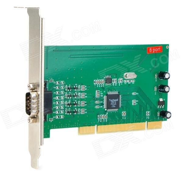DISKE HC8608 digitaalinen videotallenne Capture Card - vihreä