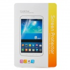 Protective Clear PET Screen Protectors w/ Cleaning Cloths for LG G Pad / V500 - Transparent (3 PCS)