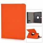 Protective PU Leather Case w/ Stylus / Screen Film for Samsung Galaxy Tab Pro 10.1 - Orange
