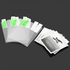 Protective Clear ARM Screen Protectors w/ Cleaning Papers for Canon EOSM - Transparent (5 PCS)