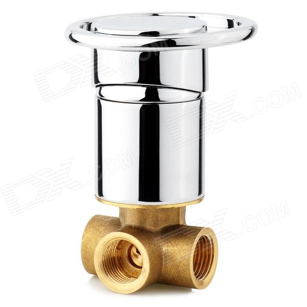 PHASAT 3108-1 Chrome-plated Copper Concealed Shower Mixer