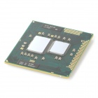 Intel Core i3-330M PGA Dual Core 2.1GHz LGA 1155 35W Processor CPU - Green + Silver (Second Hand)