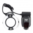 VILTROX JY670N 5500K 1000lm External Flash Speedlite for Nikon TTL Cameras - Black + White