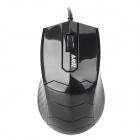 Gaming USB 2.0 Wired Mouse - Black (Cable-145cm)