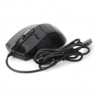 Gaming USB 2.0 trådbunden mus-Black (kabel-145cm)