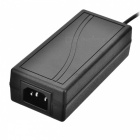 JRLED 60W 12V 5A US Plugs AC / DC Power Adapter for LED Light Stripe - Black (100~240V)