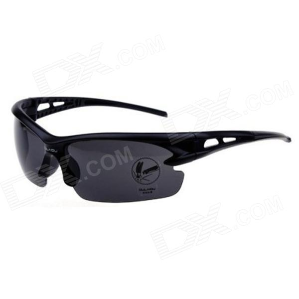 Outdoor Sports Cycling Men's Goggles - Black