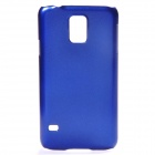 Protective PC Back Case for Samsung Galaxy S5 - Blue