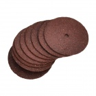 B020 Mini Polishing Grinding Wheel - Brown (10 PCS)
