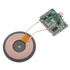 QI Wireless Charger PCBA Circuit Board - Green + Black