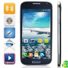 "KVD DG300 MTK6572 Dual-Core Android 4.2.2 WCDMA Bar Phone w/ 4.5"" IPS, FM, 4GB ROM, GPS - Blue"
