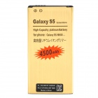 Replacement 1700mAh Li-ion Battery for Samsung Galaxy S5 - Golden