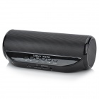 MUSIC ANGEL JH-MD13BT Stylish Bluetooth Speaker w/ TF / FM - Black + White (32G Max.)