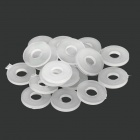 Main Board Installation Plastic Insulating Spacer - Translucent White (20 PCS)